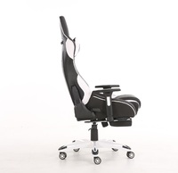 Gorilla Gaming Prime Ape Chair - White & Black for  image