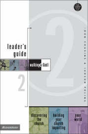 Walking with God Leader's Guide 2 by Don Cousins image