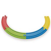 Hape: Rainbow Track