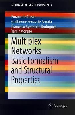 Multiplex Networks by Emanuele Cozzo image