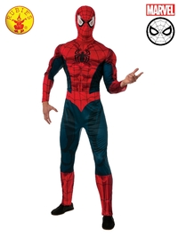 Marvel: Spider-Man Adult Costume (X-Large)