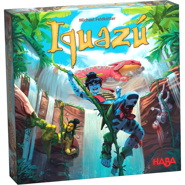 Iquazu - The Board Game