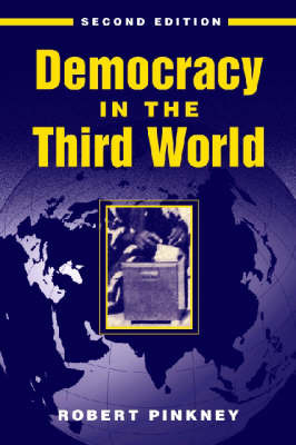 Democracy in the Third World by Robert Pinkney image