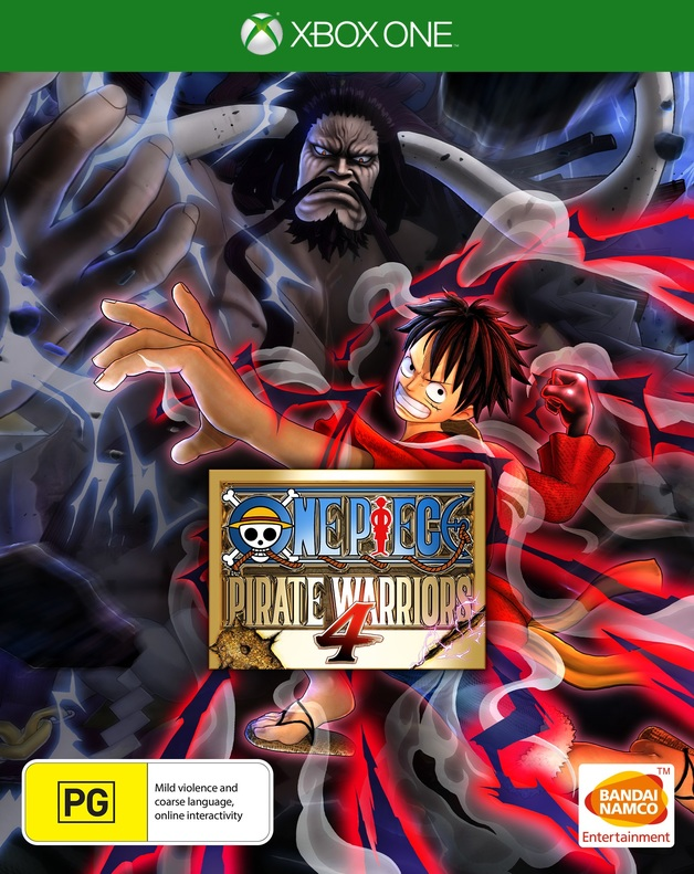 One Piece: Pirate Warriors 4 for Xbox One