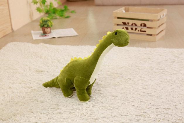 Gorilla: Brontosaurus - Green (100cm)