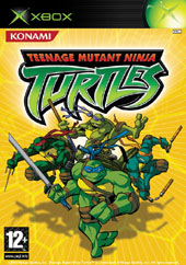 Teenage Mutant Ninja Turtles for Xbox