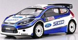 Kyosho 1/9 DRX VE 2010 Ford Fiesta S2000 Electric Powered Rally Readyset