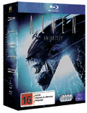 Alien Anthology (4 Movies) on Blu-ray