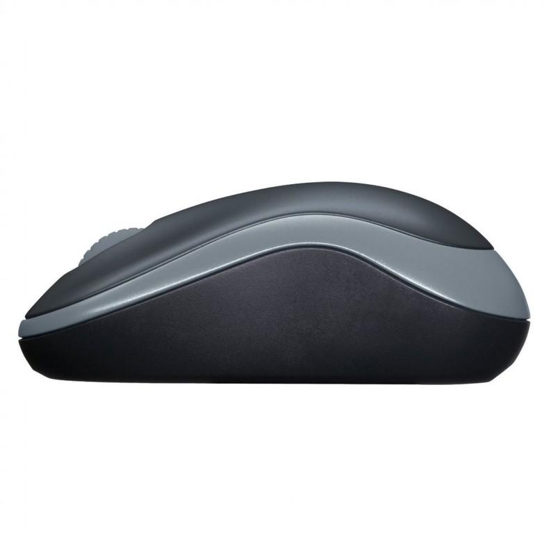 Logitech M185 Wireless Mouse - Grey image