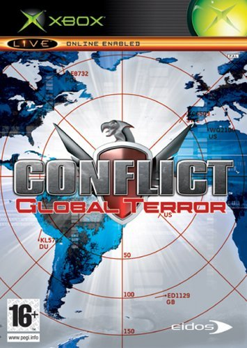 Conflict: Global Storm (aka Global Terror) for Xbox