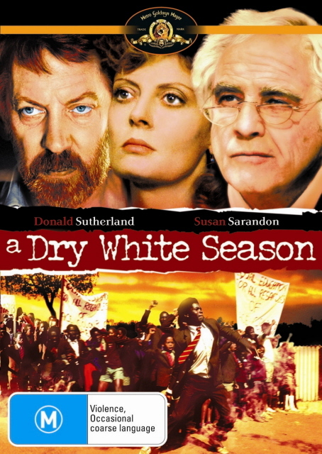 Dry White Season, A on DVD