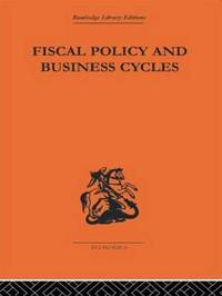 Fiscal Policy and Business Cycles by Alvin H. Hansen image