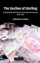 The Decline of Sterling by Catherine R Schenk image
