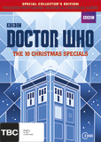 Doctor Who: 10 Christmas Specials DVD