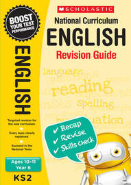 English Revision Guide - Year 6 by Lesley Fletcher