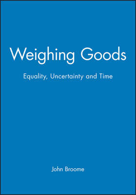 Weighing Goods by John Broome