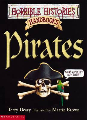 Horrible History: Pirates by Terry Deary image