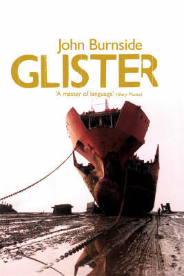 Glister by John Burnside image