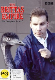 Brittas Empire, The - Complete Series 5 on DVD image