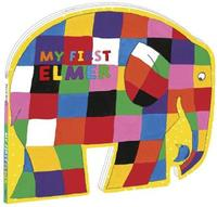 My First Elmer by David McKee image