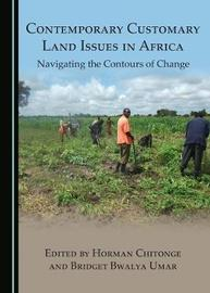 Contemporary Customary Land Issues in Africa image