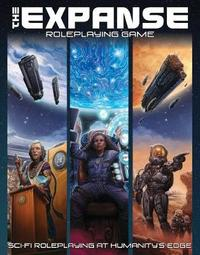 The Expanse Roleplaying Game by Steve Kenson