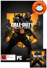Call of Duty: Black Ops IIII (code in box) for PC Games