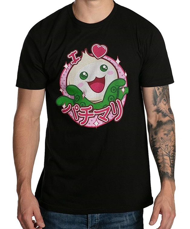 Overwatch: Pachimari - Premium T-Shirt (Large)