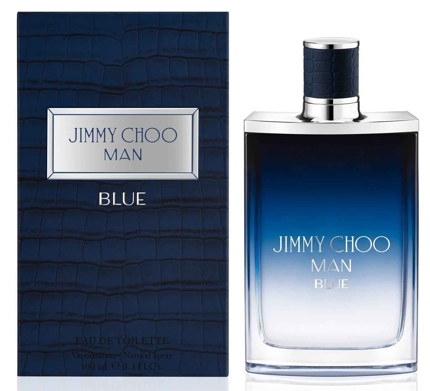 Jimmy Choo: Man Blue Fragrance (EDT, 50ml) image