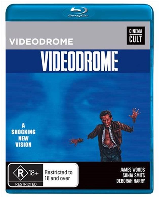 Videodrome on Blu-ray