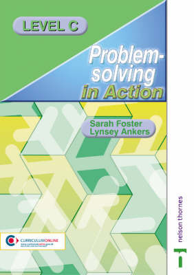 Problem Solving in Action: Level C: Interactive Whiteboard CD-Rom and Teachers Guide by Cathy Atherden image