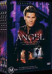 Angel Season 2 Box Set Volume 1 on DVD