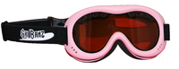 Ski Banz Powder Pink Children's Ski Goggles