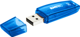 32GB Emtec C410 USB Flashdrive (Blue)