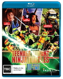 Teenage Mutant Ninja Turtles III - Turtles in Time on Blu-ray