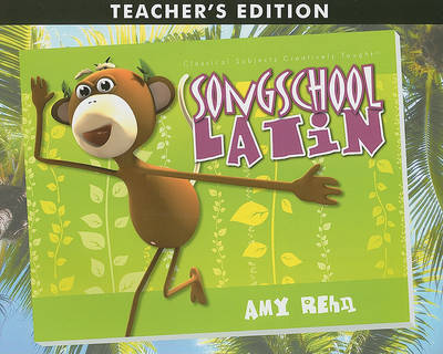 Song School Latin by Amy Rehn image