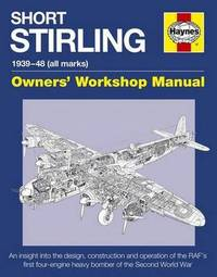 Short Stirling Manual by Jonathan Falconer
