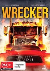 Wrecker on DVD