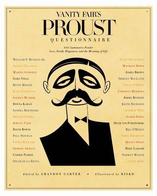 Vanity Fair's Proust Questionnaire by Graydon Carter image