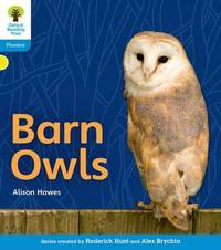 Oxford Reading Tree: Level 3: Floppy's Phonics Non-Fiction: Barn Owls by Alison Hawes