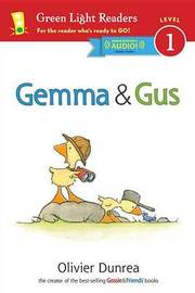 Gemma and Gus GLR Level 1 by Olivier Dunrea image
