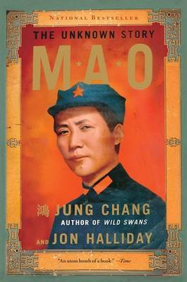 Mao by Jung Chang image
