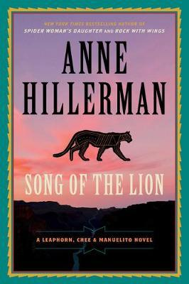 Song of the Lion by Anne Hillerman image
