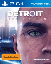 Detroit: Become Human for PS4 image