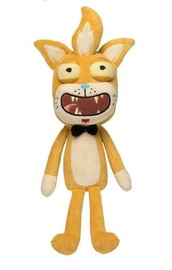 Rick and Morty - Squanchy SuperCute Plush