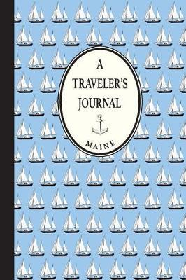 Maine: A Traveler's Journal by Applewood Books image