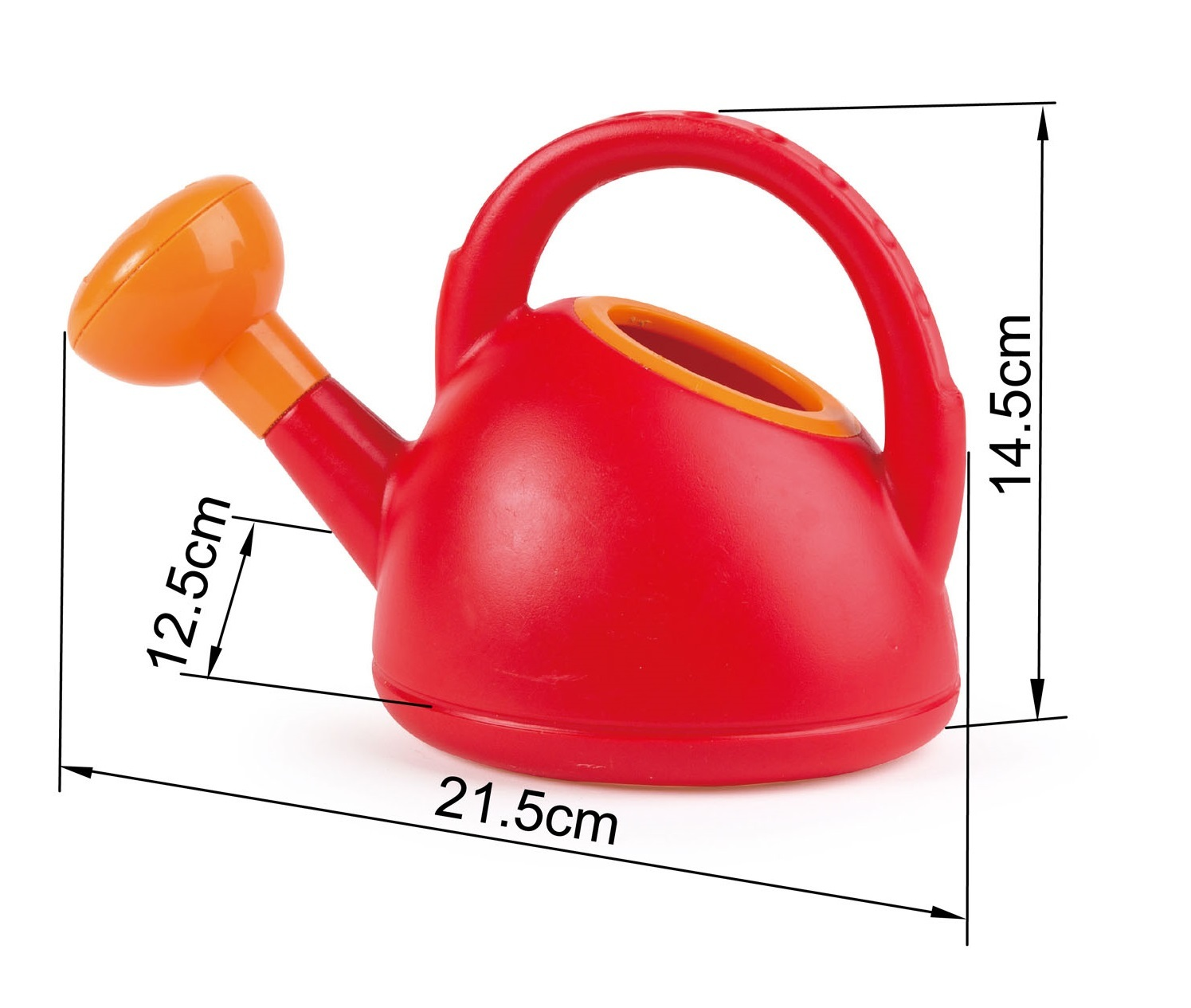 Watering Can - Red image