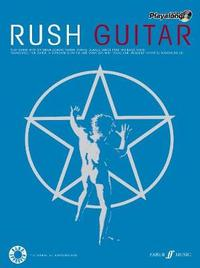 Rush Authentic Guitar Playalong by Rush image
