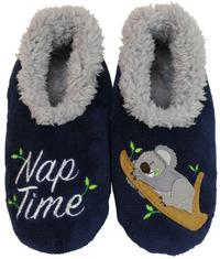 Slumbies Koala Naptime Pairables Slippers (S)