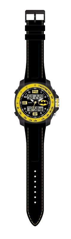 DC Comics: Batman - Ani-Digital Watch (Black)